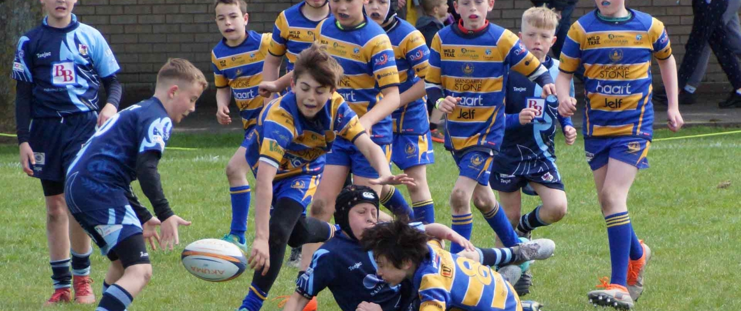 Young Rugby - Monmouth Rugby Club